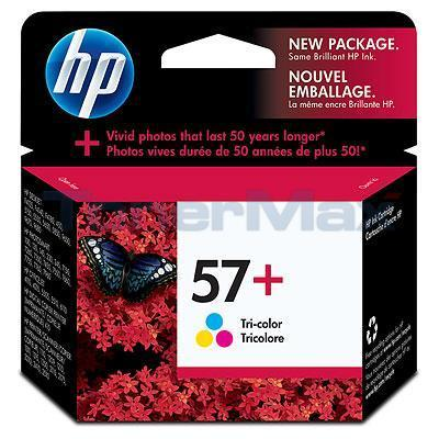 HP NO 57 PLUS VIVERA INK CART TRICOLOR